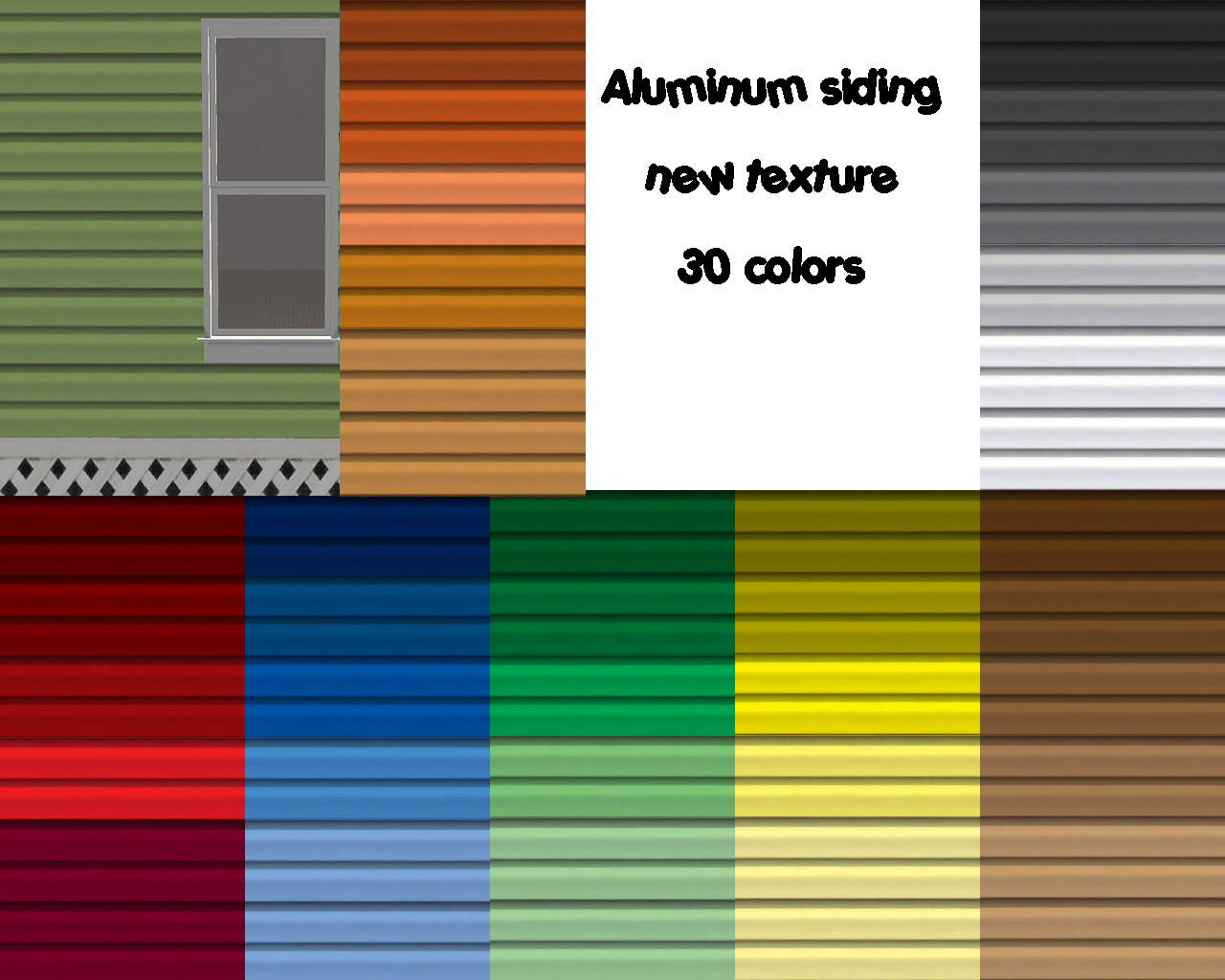 Aluminum Siding Colors Metal Roofing Color Chart 187 The Best Option Aluminum