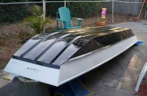 Aluminum Boat Build Blog