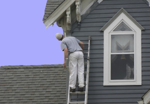 Painting Aluminum Siding